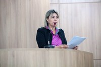 Gerolina da Silva Alves - Vereadora