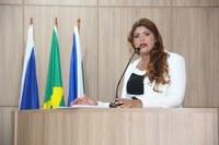 Simone 'Xucra' - 1ª Secretária